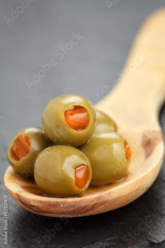 Gefüllte Oliven