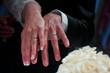 anelli di nozze