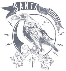Santa Muerte messenger
