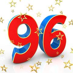 Ninety Six Years Old - Happy Birthday