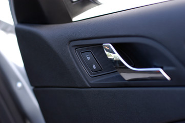 car central locking button