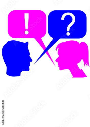 kommunikation mann frau kennenlernen