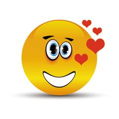 Smiley big lover