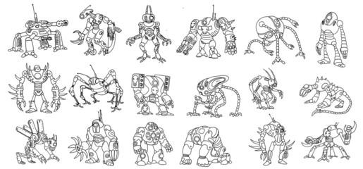 Robots part 3