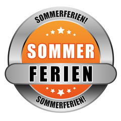 5 Star Button rot SOMMERFERIEN SF SF
