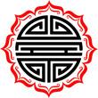 Shou - Chinesisches Glücks Symbol, Langes Leben