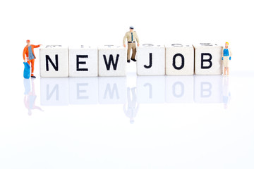 New Job ©yvonneweis