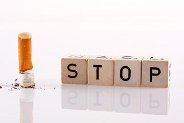 Stop mit dem Rauchen ©yvonneweis