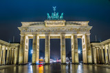 Brandenburg Gate in Berlin - Germany