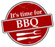 It´s time for BBQ