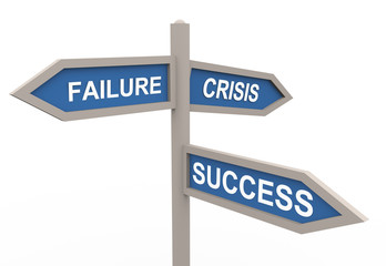 3d success and failure