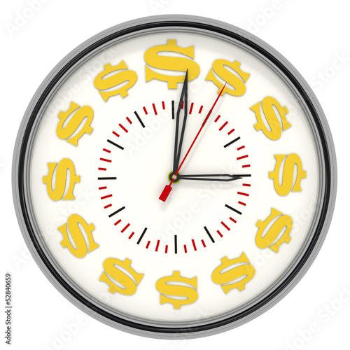 Время - деньги
