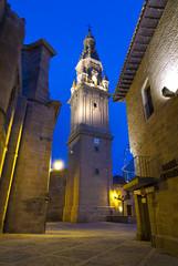 Torre exenta de la Catedral de Santo Domingo de la Calzada (1762