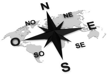 Der Kompass der Welt