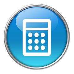 Bottone vetro calcolatrice