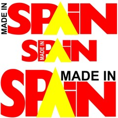 MADE IN SPAIN 1
