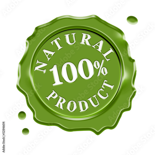 Natural Product Wax Seal