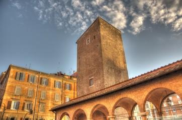 Roma, torre del Papito
