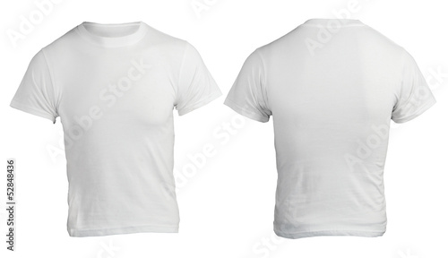 white men s blank shirt template front and back buy photos ap
