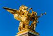 Pont Alexandre III  paris city France