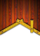 House Background - Wood Meter Tool