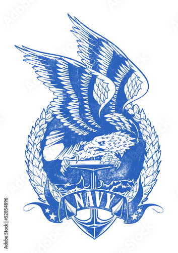 Navy apparel
