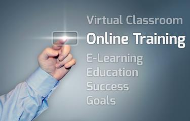 "Virtual Touchscreen ""Online Training"""
