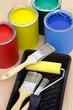 Malerwerkzeuge