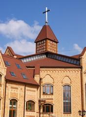 Голгофа, церковь евангельских христиан-баптистов. Россия, Москва