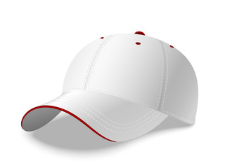 Baseball Cap. Vector Illustration