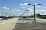 Parking garage, signalétique