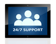 Tablet 24-7 Support