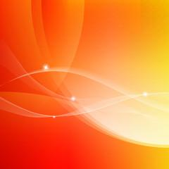 背景(オレンジ)