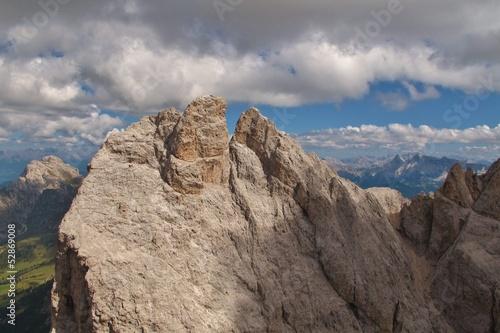 Furchetta in den Dolomiten