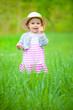 little cute child