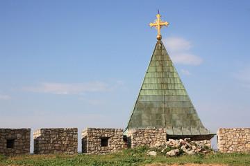 Die Festung von Belgrad, Serbien