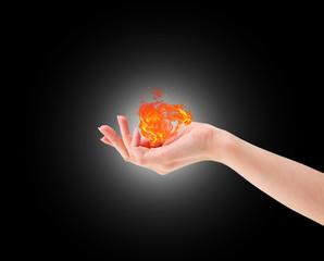 energia del fuoco