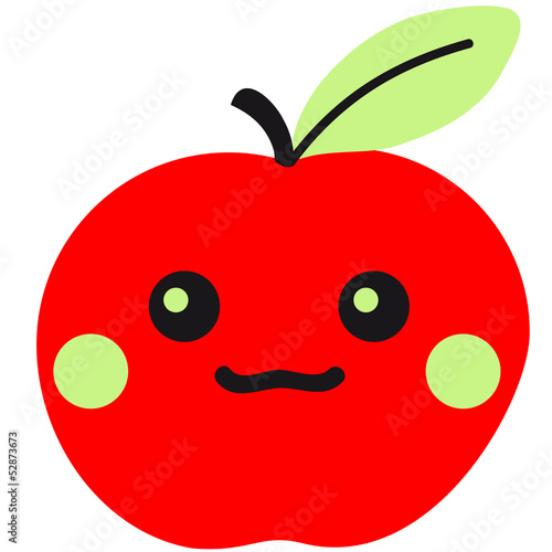 Cute Apple