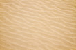 canvas print picture - Sand background