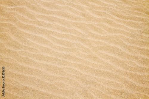 Gewellte Sandtäler