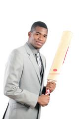 Cricket is a gentleman's game