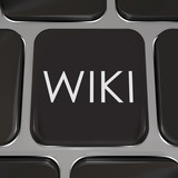 Wiki Computer Key Website Button Edit Information