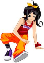 active teen