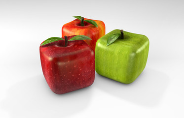 apple cubic