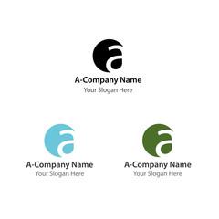 """Company Logo """"A"""""""