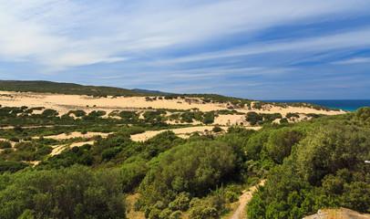 Sardinia - Piscinas dune