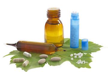Homéopathie  & Compléments alimentaires
