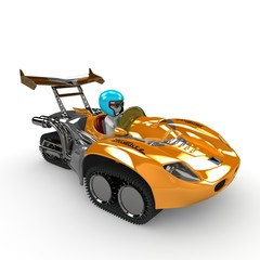 racer two