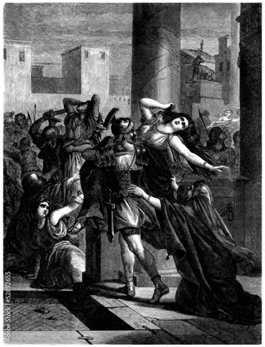 Antiquity - Rape of the Sabine Women