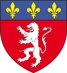 Blason ville Lyon